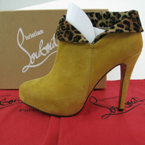Christian_Louboutin_Light_Yellow_Kid_Suede_Short_Boots