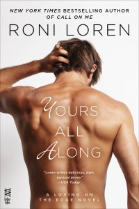 2015-03 YOURS ALL ALONG cover