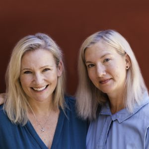 Christie Stanger and Elise Robins